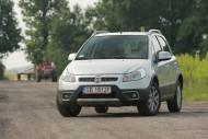 Fiat Sedici Fot. Moto.wieszjak.pl