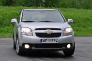Chevrolet Orlando przód